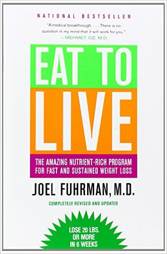 Eat to Live Book Review | Frankly Entertaining