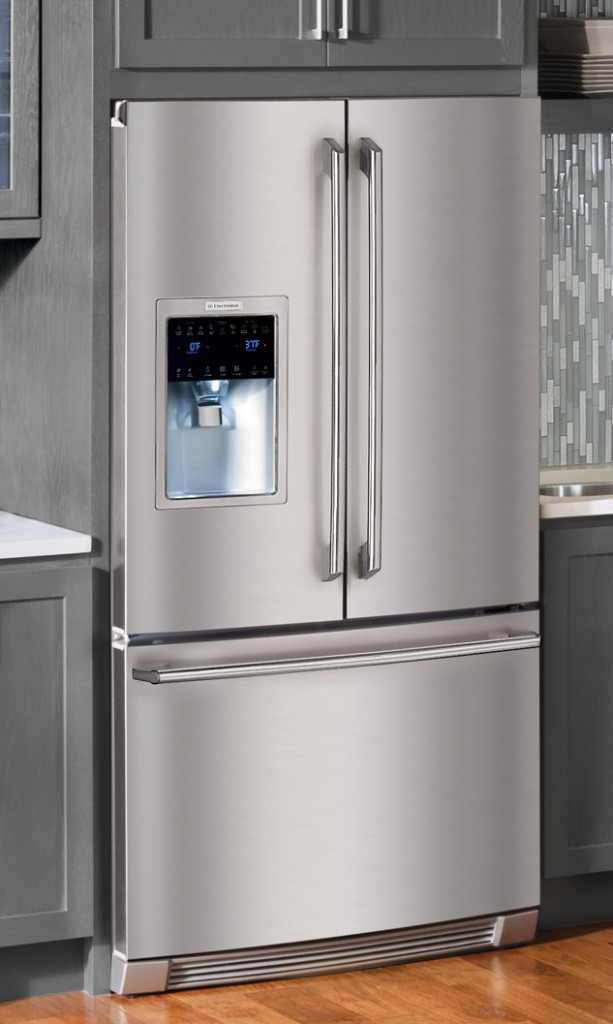 i consider myself a bit of an appliance snob thereu0027s something about a sleek new fridge or stove that makes me happy i think it must be the same way that