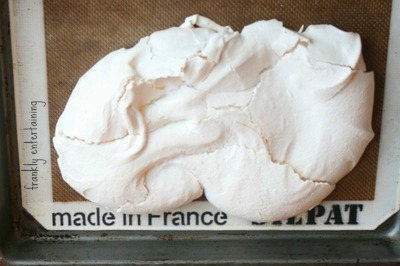Meringue | Frankly Entertaining