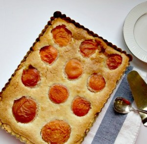Apricot Tart|Frankly Entertaining