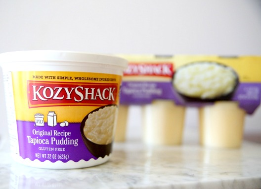 Kozy Shack Tapioca Pudding