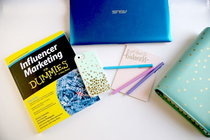 Book review of Influencer MArketing for Dummies