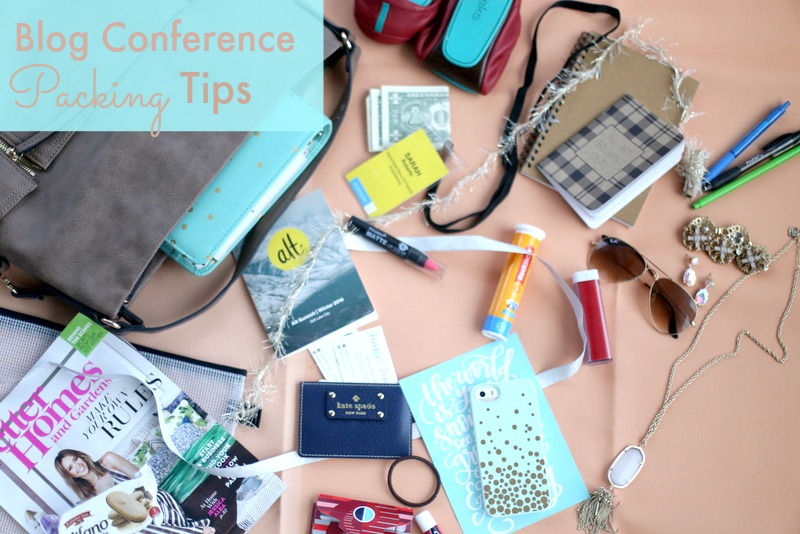 Conference Packing Tips|Frankly Entertaining