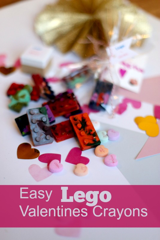 Lego Valentines | Frankly Entertaining